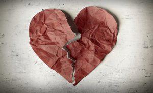 Sudužusi širdis